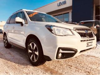 Used 2017 Subaru Forester 2.5i touring,toit,bluetooth,cam for sale in Lévis, QC