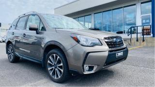 Used 2017 Subaru Forester 5dr Wgn CVT 2.0XT Limited for sale in Lévis, QC