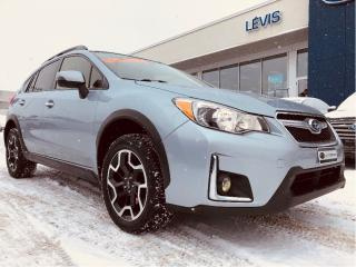 Used 2016 Subaru XV Crosstrek 5dr CVT 2.0i w-Limited-Tech Pkg.cuir,toit for sale in Lévis, QC