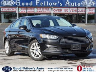 Used 2016 Ford Fusion SE MODEL, REARVIEW CAMERA, POWER SEATS, 2.5 LITER for sale in Toronto, ON