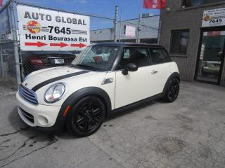 Used 2012 MINI Cooper Hardtop Coupé 2 portes édition Baker Street for sale in Montréal, QC