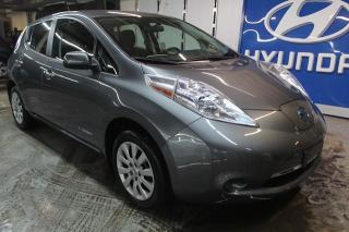 Used 2017 Nissan Leaf S (BAS KILO 46900KM) CHARGE RAPIDE !! for sale in St-Constant, QC