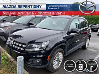 Used 2016 Volkswagen Tiguan VOLKS TIGUAN CONFORTLINE 4MOTION GPS 66. for sale in Repentigny, QC