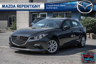 Used 2016 Mazda MAZDA3 4dr HB Sport Man GS - 41000 km Seulement for sale in Repentigny, QC