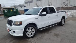 Used 2009 Ford F-150 4 Door, Leather, Sunroof, Auto,3/Y warranty ava for sale in Toronto, ON