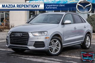 Used 2016 Audi Q3 quattro 4dr 2.0T Komfort Cuir Toit Pano 8 Pneus for sale in Repentigny, QC