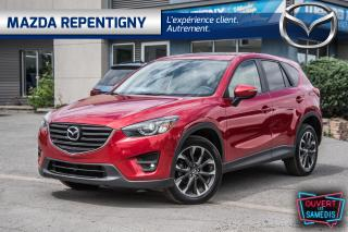 Used 2016 Mazda CX-5 AWD 4dr Auto GT CUIR BLANC - TOIT  - NAVIGATION for sale in Repentigny, QC