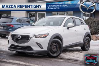 Used 2017 Mazda CX-3 FWD  GS - Bluetooth - Camera Recul - Sieges Chauff for sale in Repentigny, QC