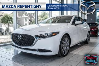 Used 2019 Mazda MAZDA3 DEMO*GT PREMIUM*CUIR*BOSE*TOIT*MAG18*TETE HAUTE for sale in Repentigny, QC
