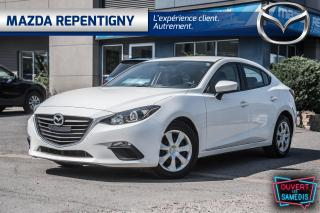 Used 2016 Mazda MAZDA3 4dr Sdn Auto GX Confort et Commodité - Camera for sale in Repentigny, QC