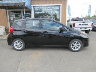 Used 2018 Nissan Versa NOTE SV CVT for sale in Prevost, QC