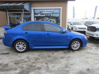 Used 2015 Mitsubishi Lancer Berline 4 portes, AUTO, GT, tr for sale in Prevost, QC