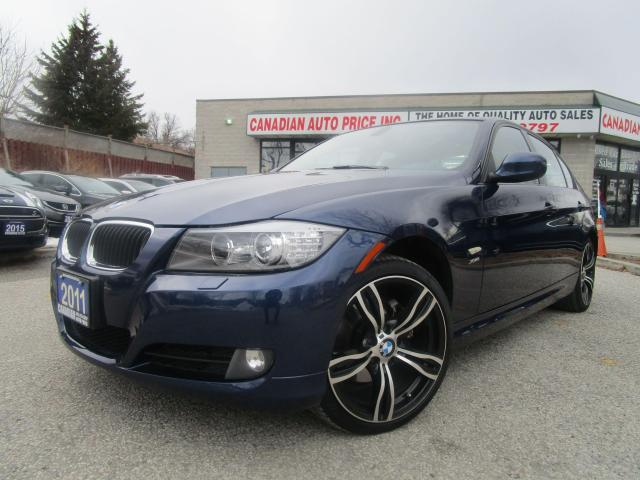 2011 BMW 3 Series 328i xDrive AWD Exec EdITION-LTHER-ROOF-BLTOOTH