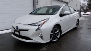 Used 2017 Toyota Prius Touring pkg / GREAT DEAL! // GAS SAVINGS! for sale in Toronto, ON