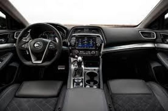 2016 Nissan Maxima SR=300=HP=NAVIGATION=CAM-LTHER-ROOF-COOLED SEATS
