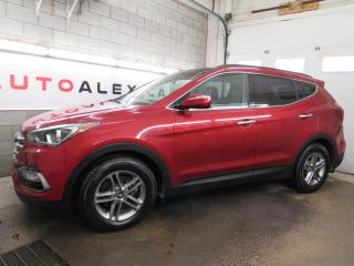 Used 2017 Hyundai Santa Fe Sport AWD SPORT CUIR TOIT PANOR. MAGS CAMERA for sale in St-Eustache, QC