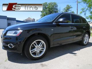 Used 2016 Audi Q5 3.0T V6 S-LINE NAVIGATION CAMERA MAGS 19 for sale in St-Eustache, QC