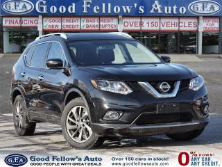 Used 2016 Nissan Rogue SL MODEL, 2.5L 4CYL, REARVIEW CAMERA, HEATED SEATS for sale in Toronto, ON