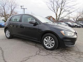Used 2016 Volkswagen Golf 1.8T AUTOMATIQUE CAMERA MAGS A/C SIEGES CHAUFF. for sale in St-Eustache, QC