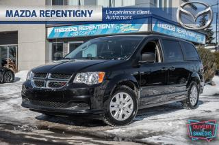 Used 2017 Dodge Grand Caravan 4dr Wgn SE - Camera - DVD - Plan OR 2022 for sale in Repentigny, QC