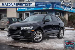 Used 2016 Audi Q3 quattro 4dr 2.0T Komfort Cuir Toit Bluetooth for sale in Repentigny, QC