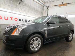 Used 2016 Cadillac SRX AWD Luxury NAVIGATION CAMERA TOIT PANOR. CUIR for sale in St-Eustache, QC