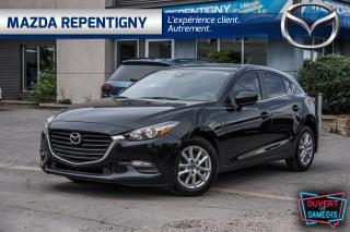 Used 2018 Mazda MAZDA3 Sport GS Manual Sport- Camera - Sieges Av. Chauff - Cell for sale in Repentigny, QC