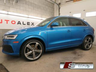 Used 2016 Audi Q3 *S-LINE* Technik MAGS 20 NAVIGATION CAMERA for sale in St-Eustache, QC