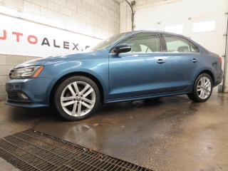 Used 2015 Volkswagen Jetta TDI Highline NAVIGATION FENDER CUIR TOIT MAGS for sale in St-Eustache, QC