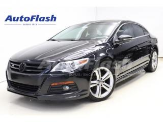 Used 2012 Volkswagen Passat Highline  *R-Line *Cuir/Leather *Toit/Roof for sale in St-Hubert, QC