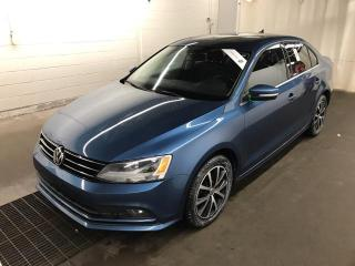 Used 2015 Volkswagen Jetta TDI *Comfortline* TOIT CAMERA SIÉGES CHAUFF. MAGS for sale in St-Eustache, QC