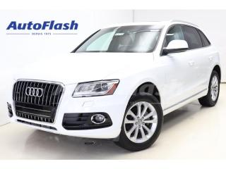Used 2013 Audi Q5 Premium 2.0T  *Toit-Pano-Roof  *Bluetooth for sale in St-Hubert, QC