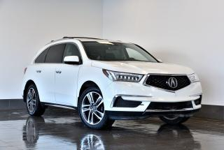 Used 2017 Acura MDX Nav Pkg Acura Certifiée for sale in Ste-Julie, QC