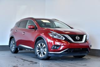 Used 2018 Nissan Murano SV for sale in Ste-Julie, QC