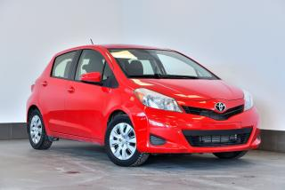 Used 2012 Toyota Yaris LE for sale in Ste-Julie, QC