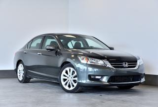 Used 2014 Honda Accord Touring Pkg for sale in Ste-Julie, QC