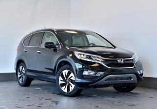 Used 2015 Honda CR-V Touring AWD for sale in Ste-Julie, QC