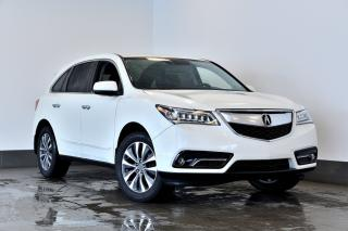 Used 2015 Acura MDX Nav Pkg Acura Certifiée for sale in Ste-Julie, QC