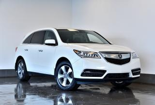 Used 2016 Acura MDX Premium 7 Passagers for sale in Ste-Julie, QC