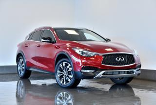 Used 2017 Infiniti QX30 for sale in Ste-Julie, QC