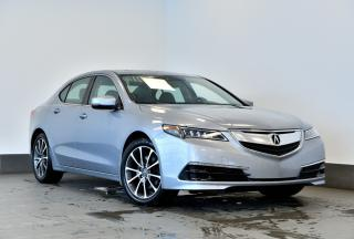 Used 2015 Acura TLX TECH PKG Acura Certifiée for sale in Ste-Julie, QC