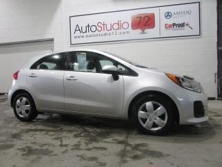 Used 2017 Kia Rio LX**MANUELLE**GR ELECTRIQUES for sale in Mirabel, QC