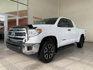 Used 2016 Toyota Tundra * 4x4 * V8 4.6L * SR5 DOUBLE CAB * BLUETOOTH * for sale in Mirabel, QC