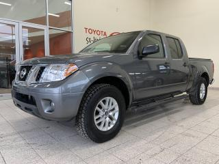 Used 2016 Nissan Frontier * 4X4 Crew Cab * V6 4.0L * CAMERA DE RECUL * for sale in Mirabel, QC