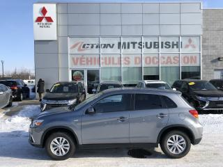 Used 2019 Mitsubishi RVR AWC/MAGS/CAM RECUL/APPLE CARPLAY for sale in St-Hubert, QC