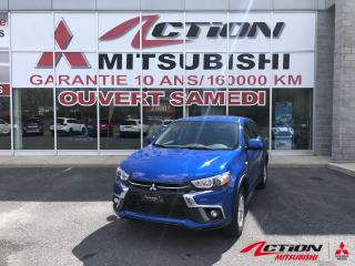 Used 2019 Mitsubishi RVR AWC/apple carplay-android/BLUETOOTH/cam de recul for sale in St-Hubert, QC