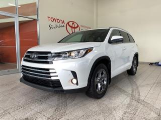 Used 2017 Toyota Highlander * AWD *  LIMITED * PEA 08/2021 OU 100 000 KMS * for sale in Mirabel, QC