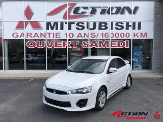 Used 2016 Mitsubishi Lancer AWC/BLUETOOTH/MAGS for sale in St-Hubert, QC