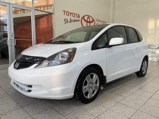 Used 2012 Honda Fit * LX * GR ELECT * A/C * for sale in Mirabel, QC