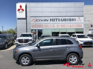 Used 2015 Mitsubishi RVR 21 960 KM +MAGS + BLUETOOTH + MANUEL for sale in St-Hubert, QC
